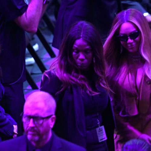 Beyoncé Performs Kobe's Favourite Song During Emotional Public Memorial