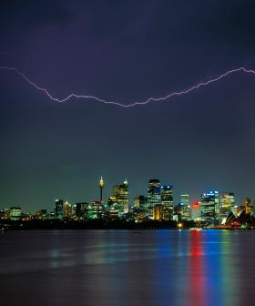 Dangerous Thunderstorms Cause Major Power Outages And Fallen Trees In NSW
