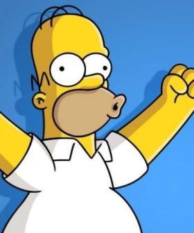 D'Oh! Breastfeeding Mum's Fake Tan Leaves Baby Looking Like Homer Simpson