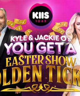 Three Tips To Help You Win The Money Can't Buy Easter Show Golden Ticket