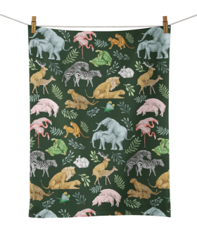 This Is Where You Can Buy Tea Towels With Aussie Animals Literally Shagging