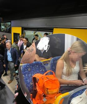 Sydney Woman Slammed For Refusing To Move Her Bag From The Seat On A Packed Train