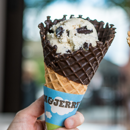 Ben & Jerry's Are Slinging 50,000 Free Scoops In The Lead Up To Easter