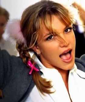 Britney Spears Is In Hospital After A Fall While Dancing