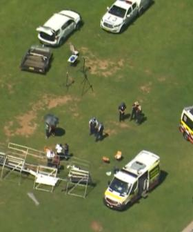Several People Reported Injured After Scaffolding Collapses At Western Sydney School
