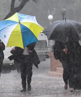 """Sydney Water Restrictions Eased Following """"Biggest Rain Event In 20 Years"""""""