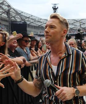 'It Was Heartbreaking To See' - Ronan Keating On The Devastating Australian Bushfires