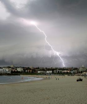 Large Hailstones, Damaging Winds And Heavy Rainfall To Hit Parts Of Sydney