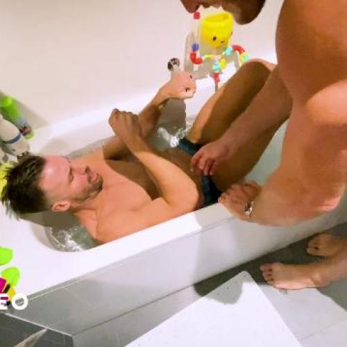 Beau Ryan And Tom Burgess Strip Off For An Ice Bath And Yes, We Filmed It