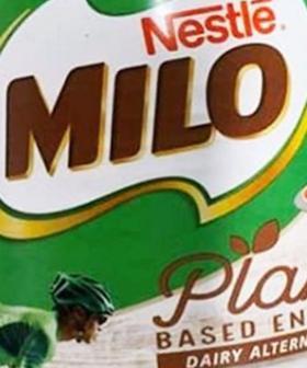 Finally, Vegan Milo Has Hit The Shelves!