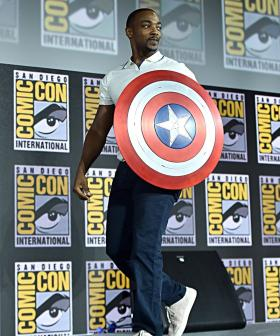 Anthony Mackie Is Going To Be The New Captain America In Disney+ Series