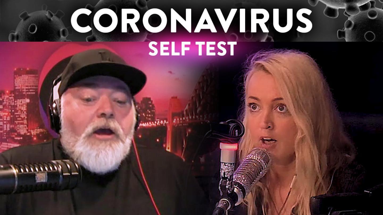 The Coronavirus self-test