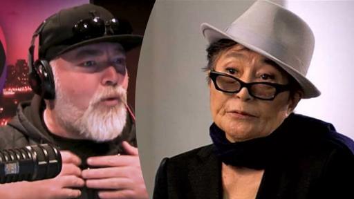 The thing Kyle regrets asking Yoko Ono