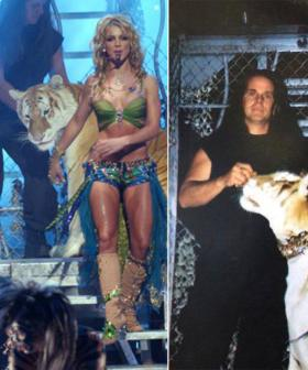 Tiger King's Doc Antle Was In THAT Infamous Britney Spears VMAs Performance