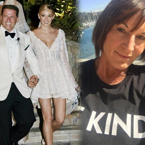 'I'm Glad It's Not Me' - Cassandra Thorburn Reacts To Ex Karl Stefanovic Having Another Baby