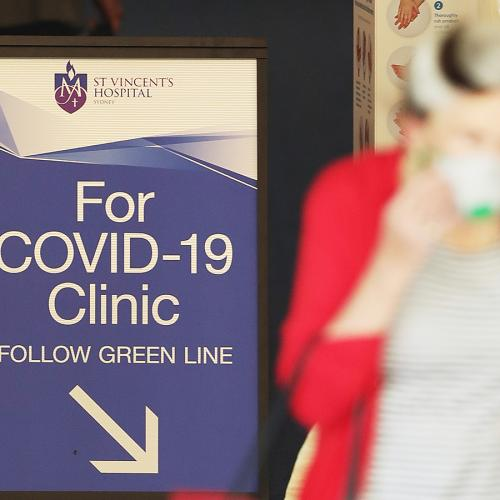 NSW Records A Decrease In Daily Coronavirus Cases Over The Past 24 Hours