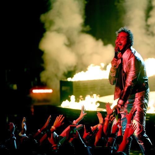 Post Malone Fans Worry About Artist Over Potential Addiction Issues
