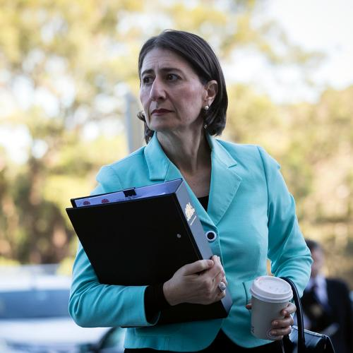 Gladys Berejiklian On People In NSW Facing Fines And Jail Time If They Don't Self-Isolate