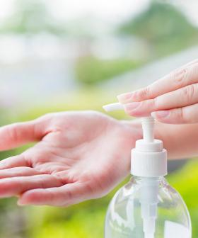 Kid Caught Selling Squirts Of Hand Sanitiser For $1 To Friends At School