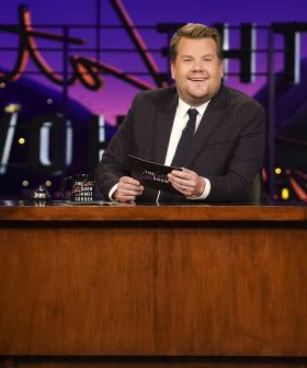 James Corden Hosting Homefest Special From His Garage With BTS, Billie Eilish, Dua Lipa And MORE!