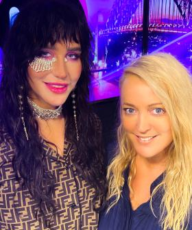 Kesha Gets A Surprisingly Accurate Tarot Card Reading From Jackie