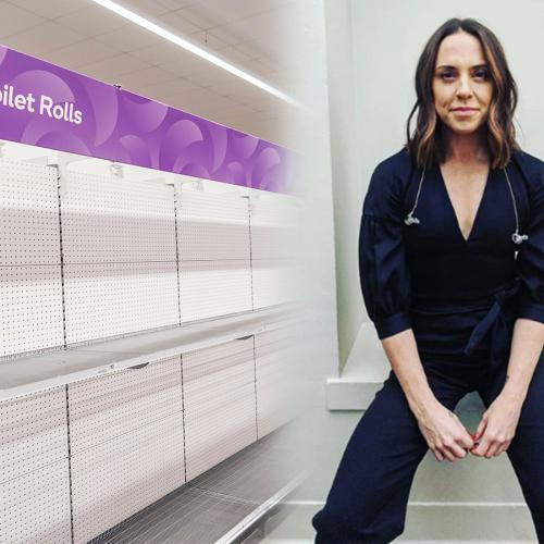 'You Can Live Without Toilet Paper' - Spice Girl Mel C Reacts To Aussies Ridiculous Panic Buying