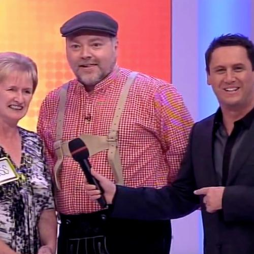 We Look Back At When Kyle Was On 'The Price Is Right' With Larry Emdur