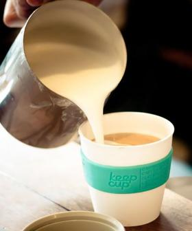 Sydney Cafe Puts Ban On BYO Reusable Coffee Cups Due To Coronavirus Outbreak