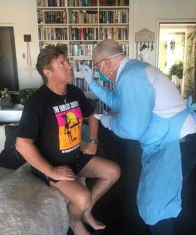 Richard Wilkins Reveals He's Tested Positive THREE TIMES To Coronavirus Without Any Symptoms