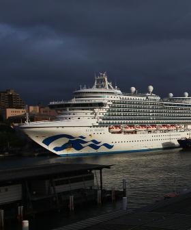 Passengers On Cruise Ship That Docked In Sydney Test Positive For Coronavirus