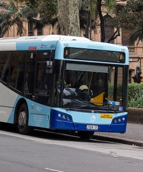 Man Allegedly Threatens Commuters With Knife On Bus In Sydney's North West