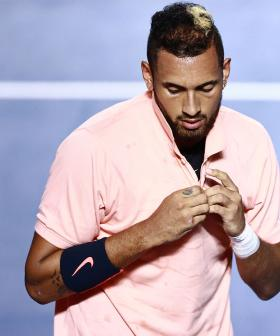Nick Kyrgios Offers To Deliver Food To Anybody In Need In Heartfelt Post