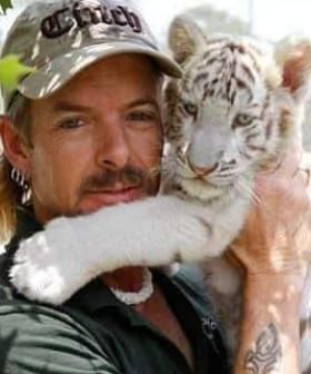 Tiger King's Joe Exotic Begs Donald Trump, Cardi B & Kim Kardashian To Help Him