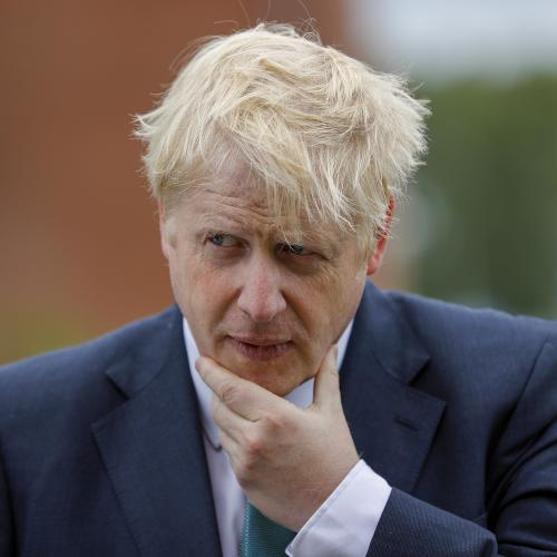 UK Prime Minister Boris Johnson Admitted To Hospital