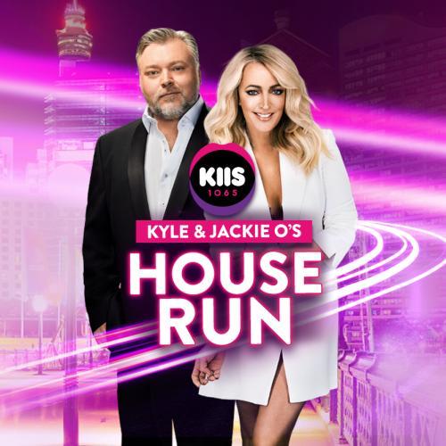 Kyle & Jackie O's House Run