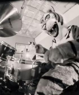 The Offspring Cover Joe Exotic's 'Here Kitty Kitty' And It's A Banger