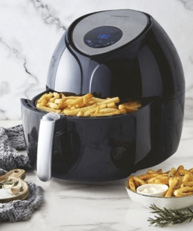 Aldi Is About To Start Slinging EIGHT LITRE Air Fryers For Just $99