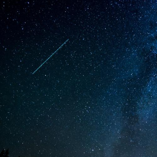 Where To Watch The Meteor Shower That Will Shoot Across The Sky Tomorrow!