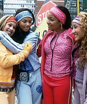 Raven-Symone Hints At A Possible 'Cheetah Girls' Reunion Film