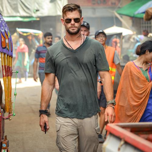 How Chris Hemsworth's New Film 'Extraction' Is Unlike Any Other Action Flick You've Ever Seen