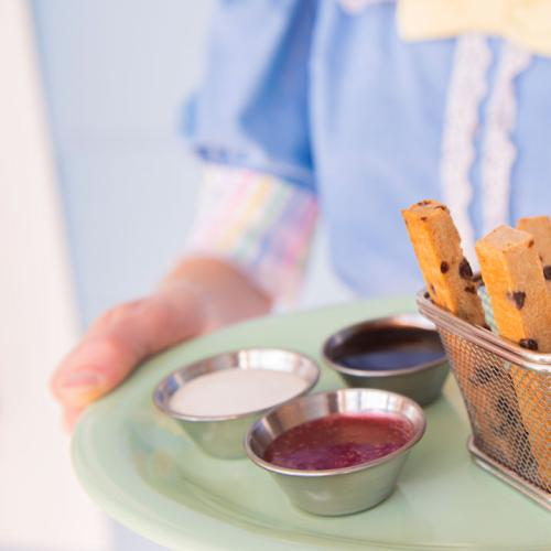 Disney Dropped Their 'Cookie Fries' Recipe & Now Our Kitchen Is The Happiest Place On Earth
