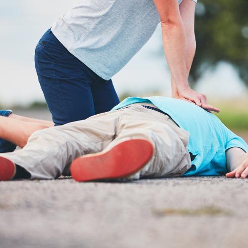 'I've Saved Two Lives Already' - The Lifesaving App Helping Those Who Go Into Cardiac Arrest