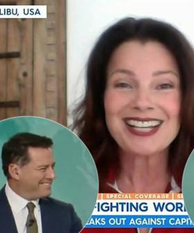 Fran Drescher Explains What Happened During THAT Cringeworthy Today Show Interview