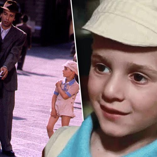 Remember The Little Boy From 'Life Is Beautiful'? This Is What He Looks Like 23 Years Later!