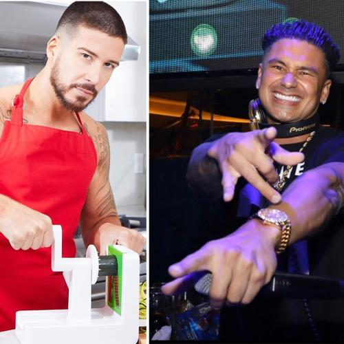 Pauly D & Vinny From Jersey Shore Are Doing A Revenge Prank Show Together