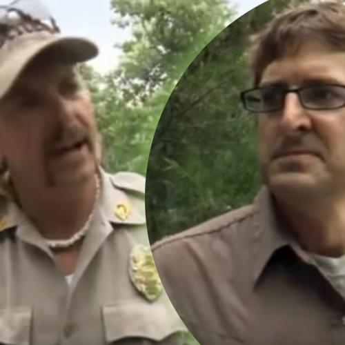 Louis Theroux Has ALREADY Done A Doco With Tiger King's Joe Exotic & How Did We Not Know?