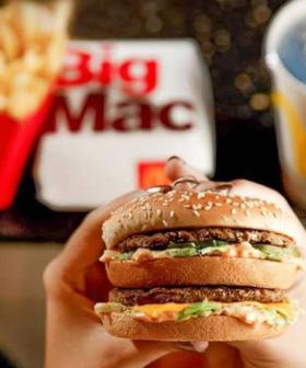 Macca's Is Slinging FREE Delivery Australia-Wide This Weekend