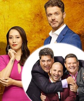 Andy Allen Says The New MasterChef Judges Were Told Not To Act Like Matt, George Or Gary