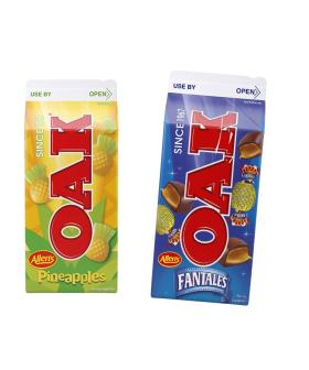 Move Over Choccy Milk, Oak Has Dropped LOLLY MILK In Stores Now