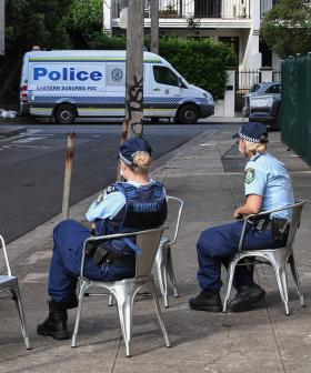 NSW Police Can Now Fine People $5000 For Coughing Or Spitting On Any Workers